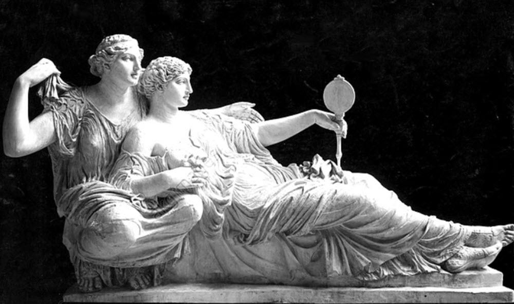 Aphrodite and Peitho
